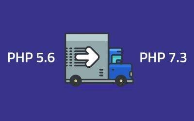 Team4Code оновлено до PHP 7,3!