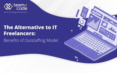 The alternative to IT freelancers: benefits of outstaffing model