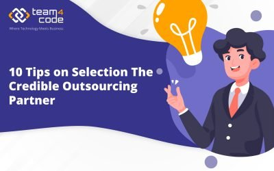 10 tips on selection the credible outsourcing partner