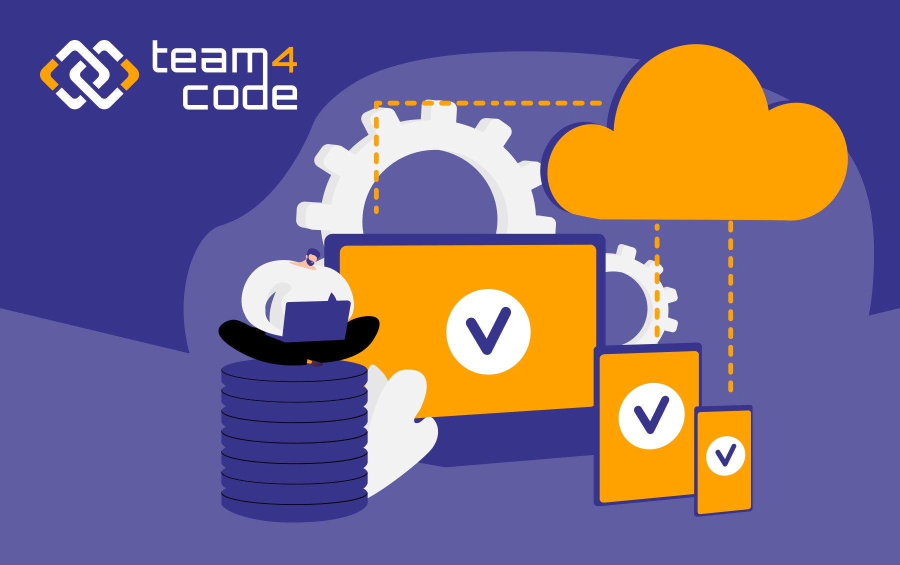 Pros and cons of dedicated team model in software development for SaaS